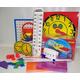 Manipulative Kit 2 (Wooden Pattern Block Upgrade, Judy Clock, Optional Items)