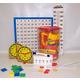 Manipulative Kit 3 (Plastic Pattern Block Upgrade, NO Optional Items)