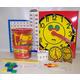 Manipulative Kit 3 (Plastic Pattern Block Upgrade, Judy Clock, Optional Items)