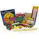 Manipulative Kit K-3 (Basic Plastic Pattern Blocks, Optional Items)