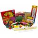 Manipulative Kit K-3 (Basic Plastic Pattern Blocks, Judy Clock, Optional Items)