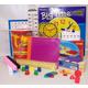 Manipulative Kit K-3 (Plastic Pattern Block Upgrade, Optional Items)