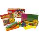 Manipulative Kit K (Basic Plastic Pattern Blocks, NO Optional Items)
