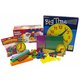 Manipulative Kit K (Basic Plastic Pattern Blocks, Optional Items)