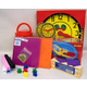 Manipulative Kit K (Wooden Pattern Block Upgrade, Judy Clock, Optional Items)