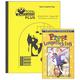 Pippi Longstocking Study Guide & Book Pkg