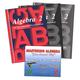 Saxon Algebra 2 and Mastering Algebra DVD Package
