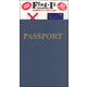 Passport Book and State Flag Stickers