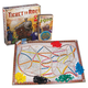 Ticket To Ride Game and 1910 Expansion Pack