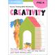 Kumon Thinking Skills Workbook - Creativity (Pre-K)