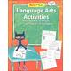 Pete the Cat Language Arts Workbook: Grade 1