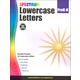 Spectrum Lowercase Letters - Grade PK (Spectrum Early Learning)