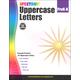 Spectrum Uppercase Letters - Grade PK (Spectrum Early Learning)