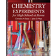 Chemistry Experiments for High School at Home