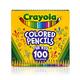 Crayola Colored Pencils Long 100 count