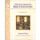 English Grammar Recitation Workbook IV Student Book