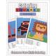 Coloring Squared: Fourth Grade (Coloring Squared Common Core Math Coloring Books)
