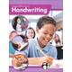 Houghton Mifflin Harcourt International Handwriting Continuous Stroke Student Edition Grade 4 Level D