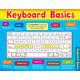 Keyboard Basics Learning Chart