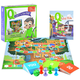 Q's Race to the Top Boardgame with Book