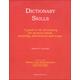 Dictionary Skills