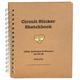 Circuit Sticker Sketchbook