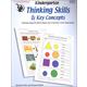 Kindergarten Thinking Skills & Key Concepts Student Book