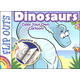 Flip Outs - Dinosaurs: Color Your Own Cartoon!