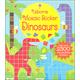 Mosaic Sticker Dinosaurs (Usborne)
