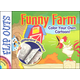 Flip Outs - Funny Farm: Color Your Own Cartoon!