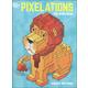 Pixelations Coloring Book