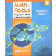 Math in Focus Grade 1 Teachers Edition Book A 1st Semester