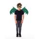 Green Dragon Wing & Mask Set