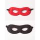 Hero Mask Black/Red