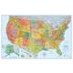 Signature U.S. Map (Folded)
