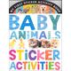 My First Sticker Activity Book: Baby Animals