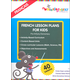 French Lesson Plans for Kids