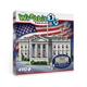 White House 3D Puzzle (490 pieces)