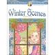 Winter Scenes (Creative Haven Coloring Books)