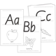 Italic Handwriting Basic Italic Alphabet Cards