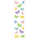 Butterflies, Petite Reflections Stickers (2 sheets)