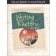 Writing & Rhetoric Book 2: Narrative 1 Teacher's Edition