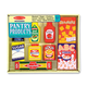 Pretend Play Pantry Products (9 Pieces)