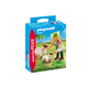 Girl and Guinea Pigs (Playmobil Special Plus)