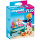 Mother and Child With Changing Table (Playmobil Special Plus)