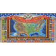 Kids United States Capitals and Presidents Wall Chart With Interactive App