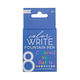 Color Write Fountain Pen Colored Ink Refills (set of 8)