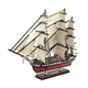 USS Constitution 3-D Puzzle