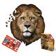 I AM Lion Puzzle 550 pieces (Madd Capp Puzzles)