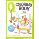 Q's Coloring and Activity Book